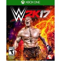 Xbox One WWE 2K17 (NC-16)