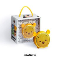Disney Tsum Tsum Bluetooth Speaker (Winnie The Pooh)