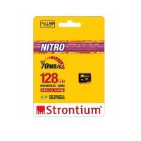 Strontium 128GB MicroSD Nitro 466X (70mb/s) USH-1