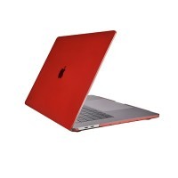 Devia MacBook Pro Red Hard Jacket Cover [15-inch - 2016]