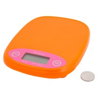PRS K-01 Kitchen Scale For 0.1g to 3kg (Orange)