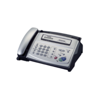 Brother FAX-236S(E) Fax Machine