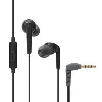 MEE Audio RX18P Earphones + Mic (Black)