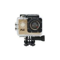 PLG 9180S 720P Action Cam (Gold)
