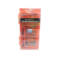 PRS JM-8126 54 in 1 Screwdriver Bit Set (Orange)
