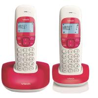 Vtech VT1301-2 Handset Speakerphone (Red)