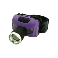PRS RH380 Bicycle Headlight (Purple)