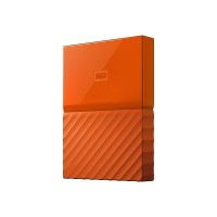 WD My Passport (Orange) [4TB]