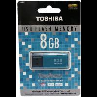 Toshiba 8GB Hayabusa USB 2.0 (Blue)