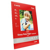 Canon GP-601 A4 Glossy Photo Paper (20 Sheets)