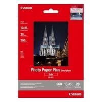 Canon SG-201 4R Photo Paper Plus Semi-Gloss (50 Sheets)