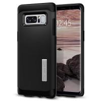 Spigen Galaxy Note 8 Slim Armor Case (Black)
