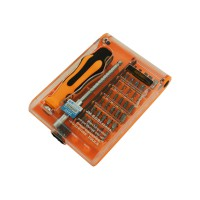 PRS JM-6091 37 in 1 Professional Hardware Tools (Orange)