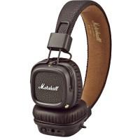 Marshall Major II Bluetooth Headphones (Brown)