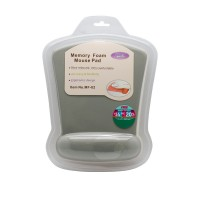 PRS MF-02 Memory Foam Mouse Pad (Grey)