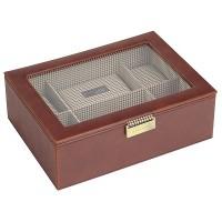 Agva Stackers Watch Box (Tan) JBW35111