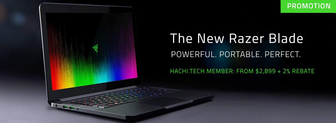 Razer - Hachi tech