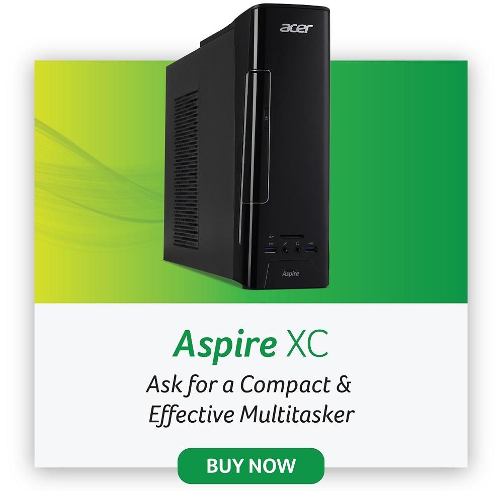 acer aspire XC desktop