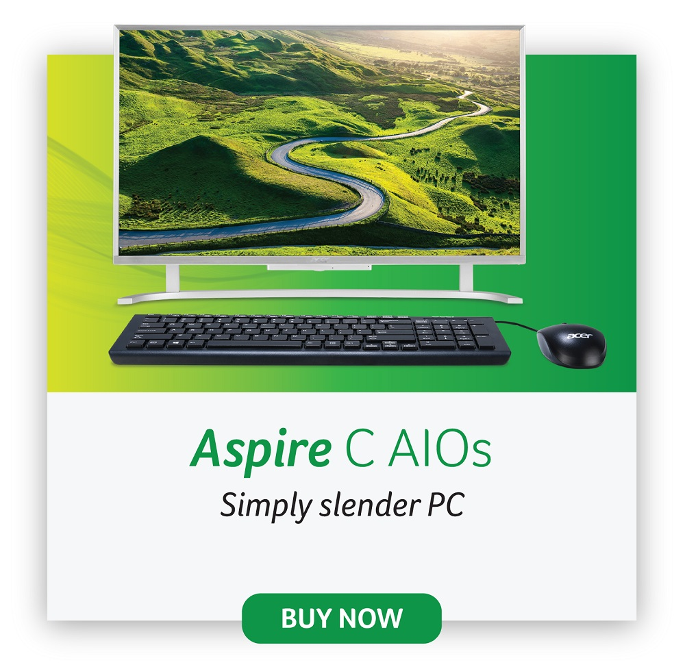 acer aspire C all in one