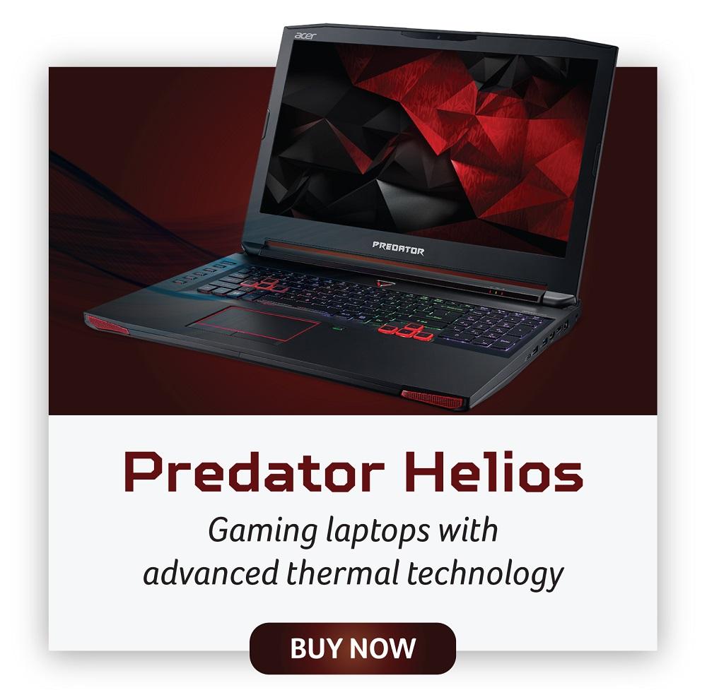predator helios notebook laptop