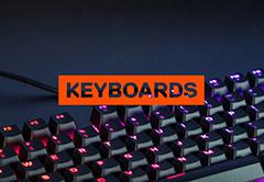 Steelseries gaming keyboard