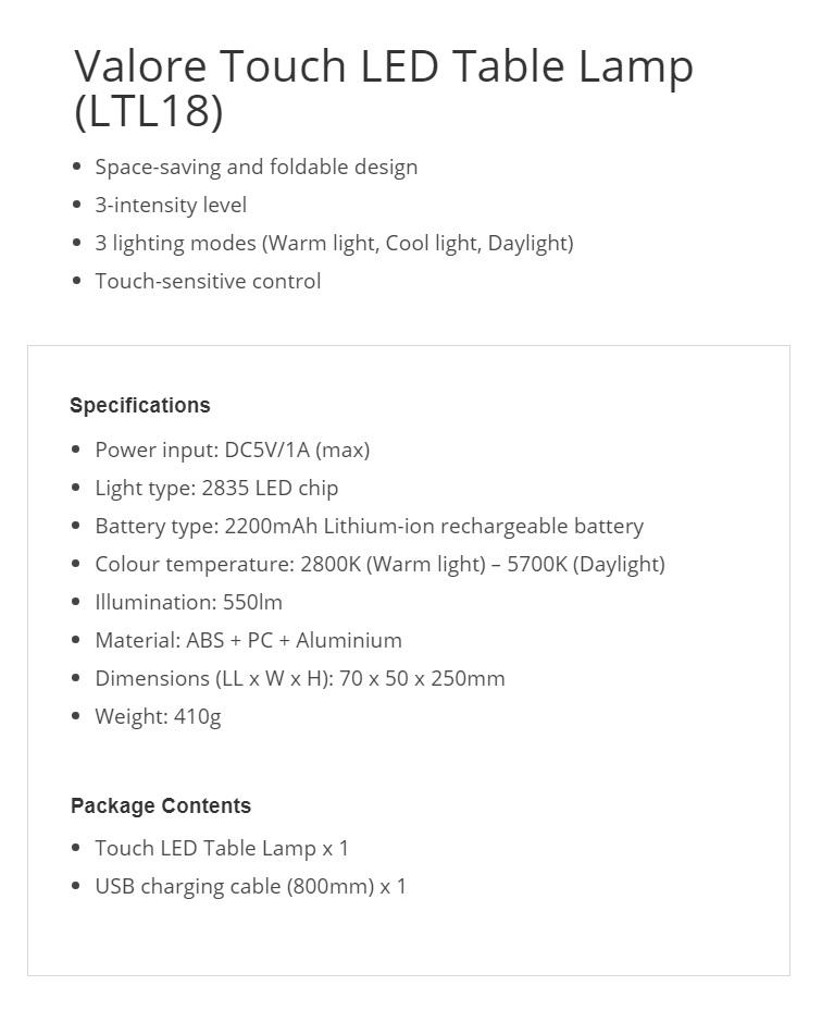 Lighting & Lighting Accessories