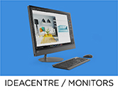 lenovo ideacentre and monitors