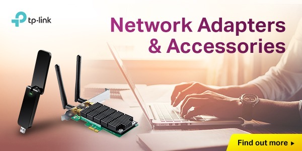 Network adapter % accessories